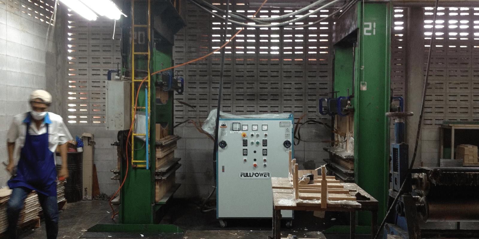 タイ工場⑥