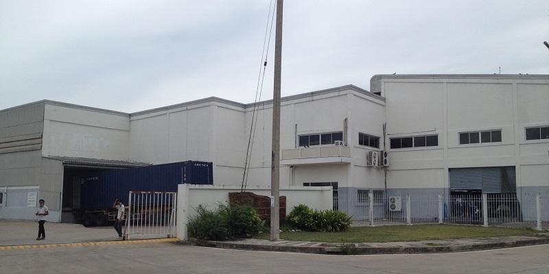 タイ工場①