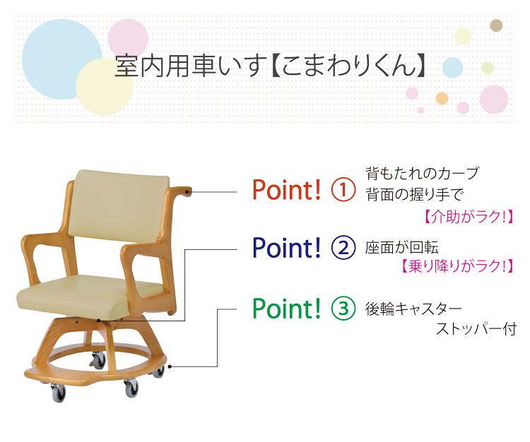 Care-WCの商品ポイント
